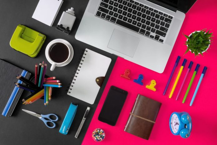 6 Nifty Office Supplies for Better Space Organizing Techniques
